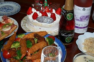 作って楽しい!クリスマス料理